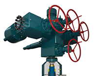 3D Compact Wellhead Equipment