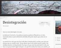 Blog literario: Abismo de la mente