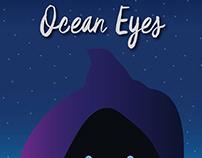 Ocean Eyes: un libro para niños