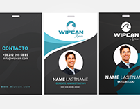 Identidad: Carnets Wipcan Xpress