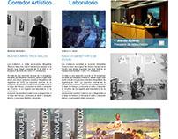 Diseño de logo, imagen institucional y web