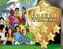 TEATRO - Comédia Futebol Clube