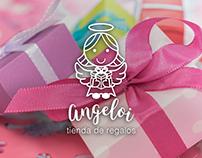 Logo Angeloi - Tienda de regalos