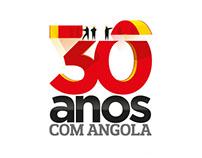 30 anos com Angola