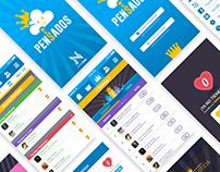 PENSADOS - App/ Juego.