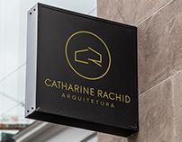 CR / Catharine Rachid Arquitetura || Identidade Visual