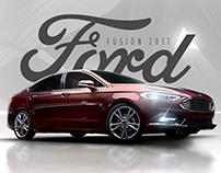 Lanzamiento Ford Fusion 2017
