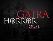 """Fiesta Halloween """"Gaira Horror House"""""""
