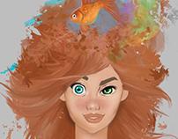 Ilustração: Delírio