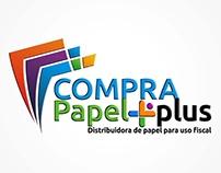 Identidad Visual: Compra Papel plus