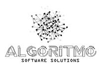Identidad corporativa: ALGORITMO - Software Solutions