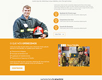 Qualytech - Website