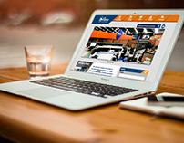 "Website ""La Flota"""