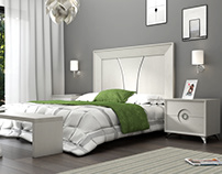Bedroom Design and Visualization