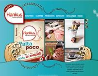 Hankus - helados peruanos