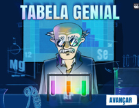 Storyboard Game Educativo - Tabela Genial