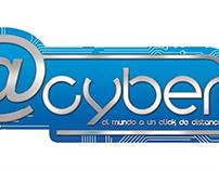 Logotipo - @cyber