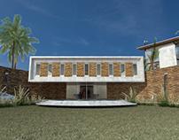 Diseño Fachada Las Brisas