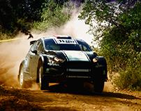 Test WRC ( Rally ) Photography
