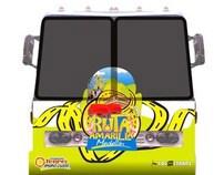 Bus Ruta Amarilla Fundación Terpel