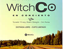 WitchCo Flyer Design