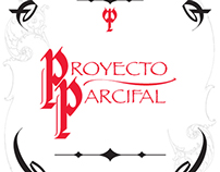 PROYECTO PARCIFAL Logo & CD Cover Design