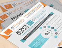 Flyer Novidades Adaptive
