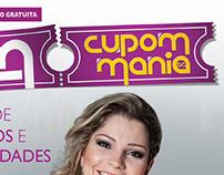 Criação Da Revista Cupom Mania