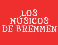 Cuento los musicos de Bremmen