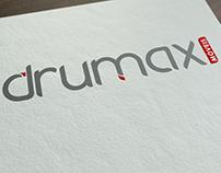 Criação de Logo e Cartão de Visitas - Drumax Móveis