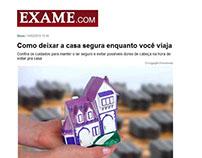 Conteúdo e divulgação - Exame.com