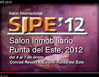 Aviso para TV SIPE 2012