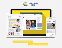 Mailing Campaign: Apparel - Mercado Libre.