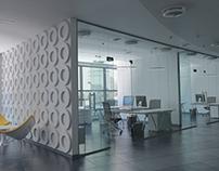 Birot Office Renders