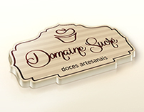 Domaine Sucré: Branding – Identidade Visual