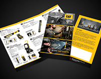 Cat Lights Brochure Design