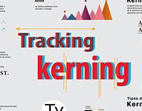 Tracking / kerning