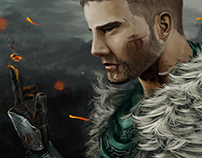 Dark Souls 2 Contest