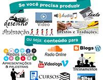 Content and communication / Conteúdo e comunicação