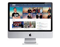 Web para VTV