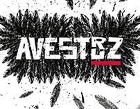 """""""Avestruz"""" short film poster"""