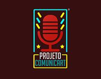 Logotipo - Projeto Social COMUNICART