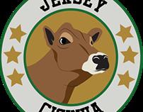 Logo marca Fazenda Jersey Cicinha