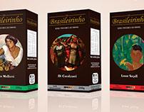 Série de embalagens de café (Proj. USJT)