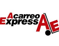 Acarreo Express, creación de marca y publicidad
