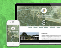 Rancho Arynga - Website UX