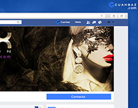 Diseño de Portada Facebook.