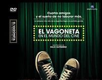 El Vagoneta - Diseño DVD