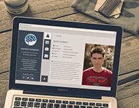 Sitio Web JavierSterbenc