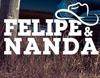 Felipe e Nanda